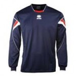 Errea Long  Sleeve Navy 'Orion' Shirt Set